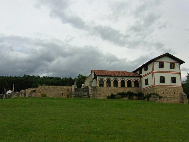 Römische Villa in Hechingen-Stein